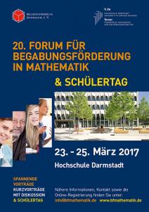 Poster 20. Forum Darmstadt
