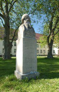 Büste Johannes Gutenberg